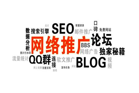 公司网络营销与推广,必备的技能!
