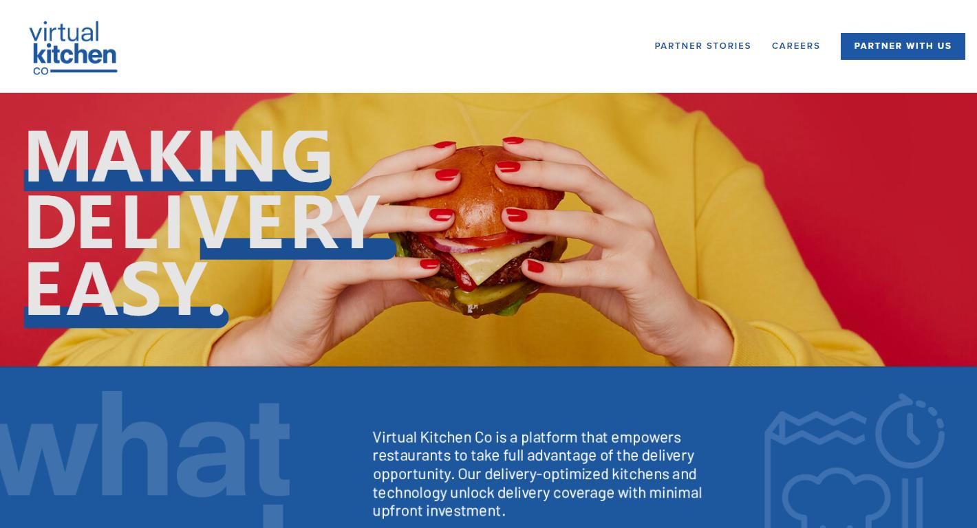 由 Uber 前高管创立的云厨房平台,「Virtual Kitchen」获2000万美元B轮融资