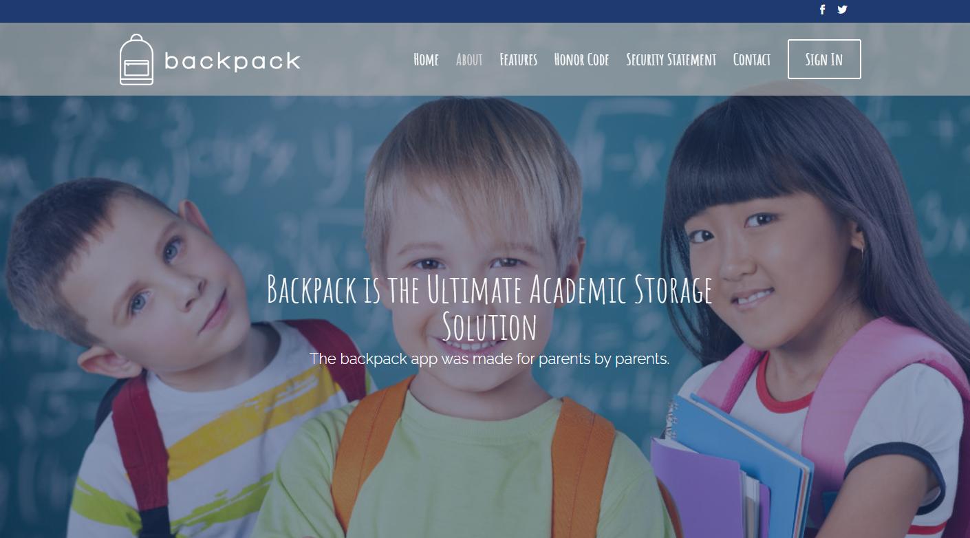 为学生提供在线档案管理平台,「backpack」获天使轮融资