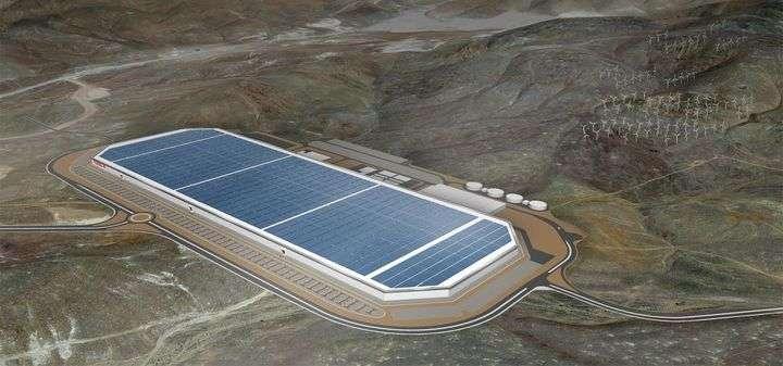 特斯拉动力电池的生产厂家(买蔚来还是特斯拉)