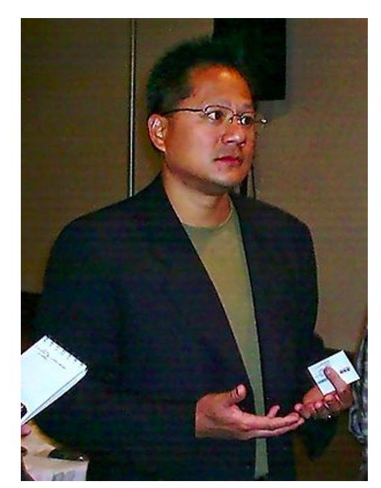 知料 | 400亿美元,14年后NVIDIA黄教主终圆CPU梦,软银孙正义了结ARM情缘