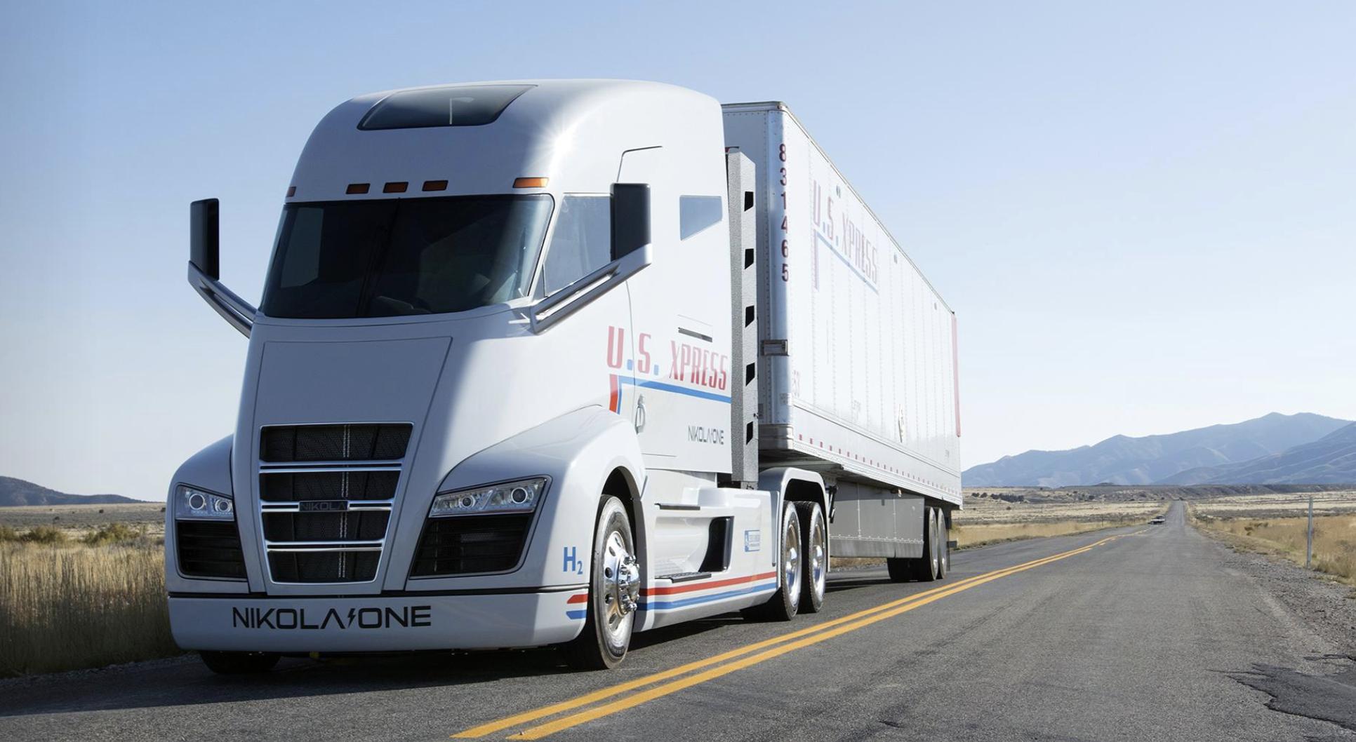 """""""卡车界的特斯拉""""尼古拉遭做空,被指从未拥有氢燃料电池技术"""