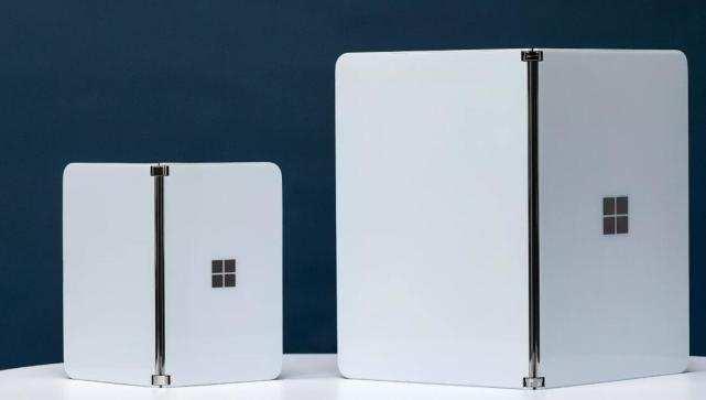 揭秘微软构建折叠双屏安卓手机内幕,苦研六年能否等到王者归来?