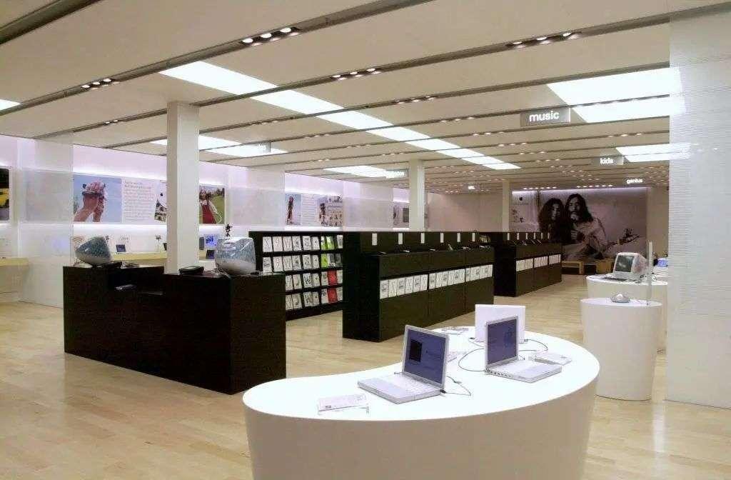 全球首家水上 Apple Store 来了,可能是最美的苹果门店