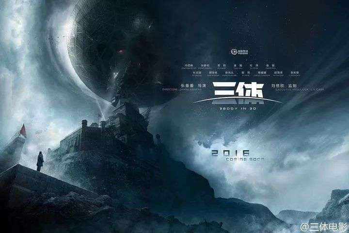 猜猜 Netflix 是怎么拍《三体》的?