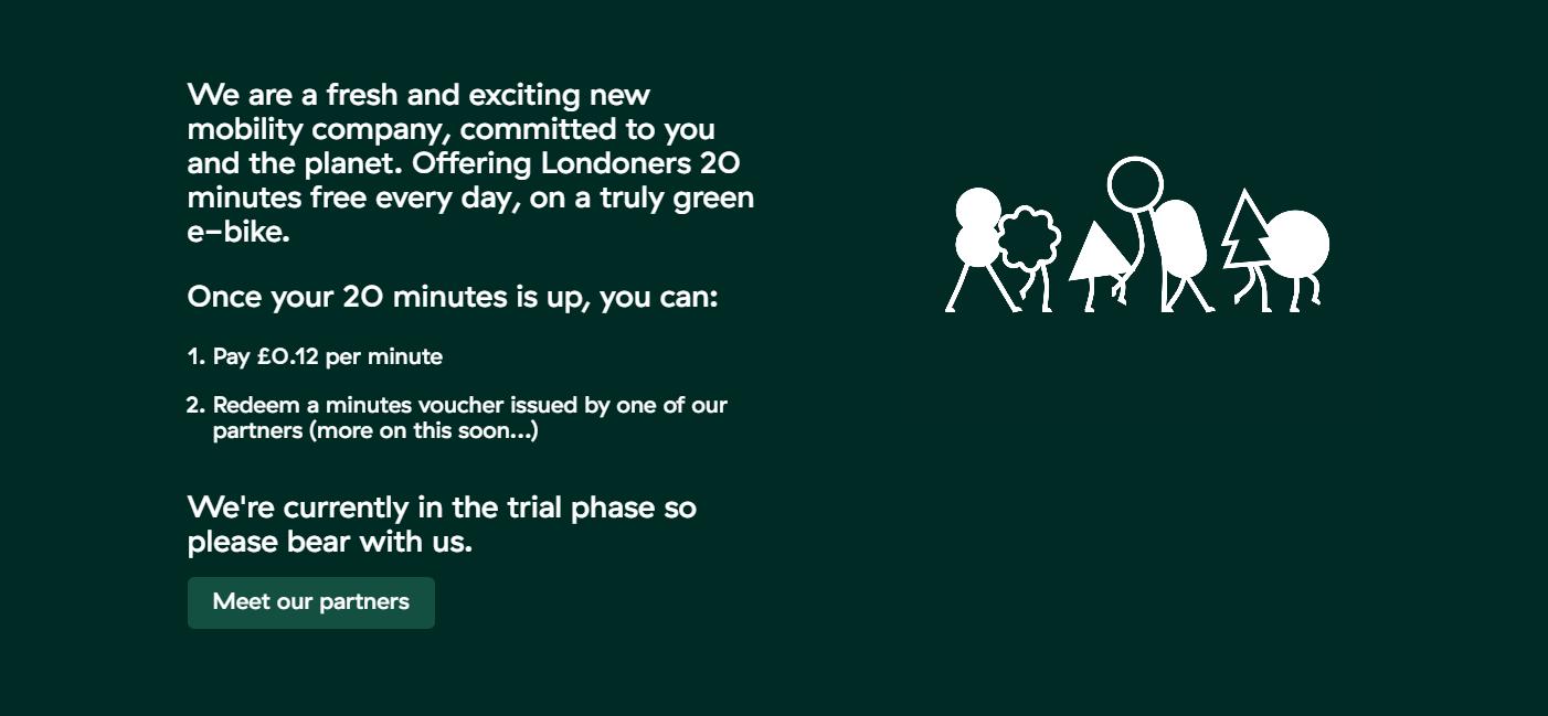 把 ofo 模式搬到英国,共享电动自行车「HumanForest」完成 230 万美元融资