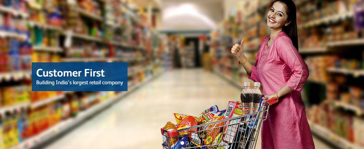 印度最大的零售连锁店「Reliance Retail」获 10.2 亿美元融资,估值达 570 亿美元