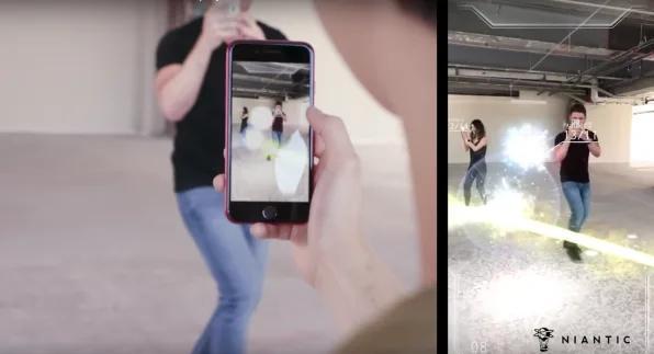 《精灵宝可梦 GO》开发商 Niantic,要将 AR 变成 5G 首款杀手级应用