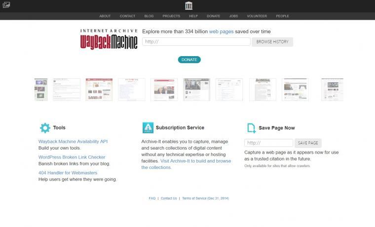 【seo顾问服务】网站历史查询是怎样 如何对网站的历史过去进行分析