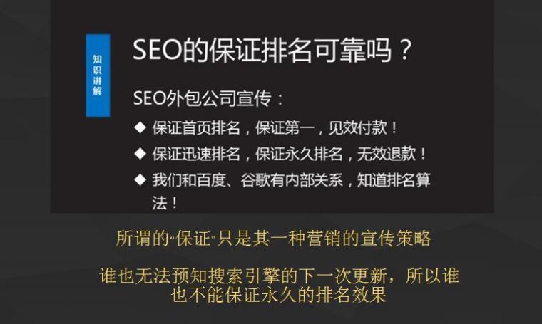 seo基础知识哪些 seo基础知识教程是什么