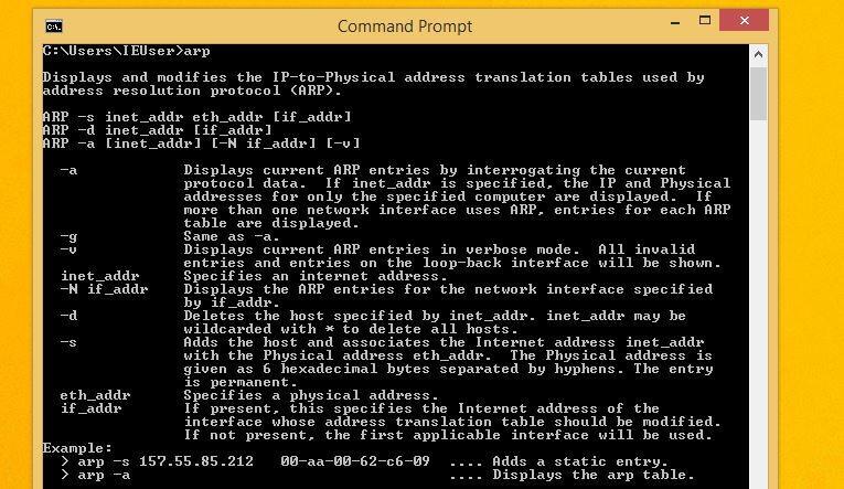 地址解析是什么,ARP地址解析协议如何工作的