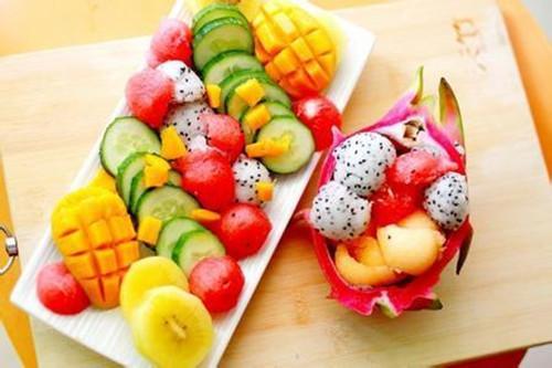 开个蔬菜水果店怎么样