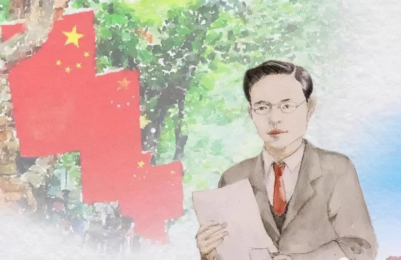 五星红旗的由来是什么(新中国第一面五星红旗背后的故事)
