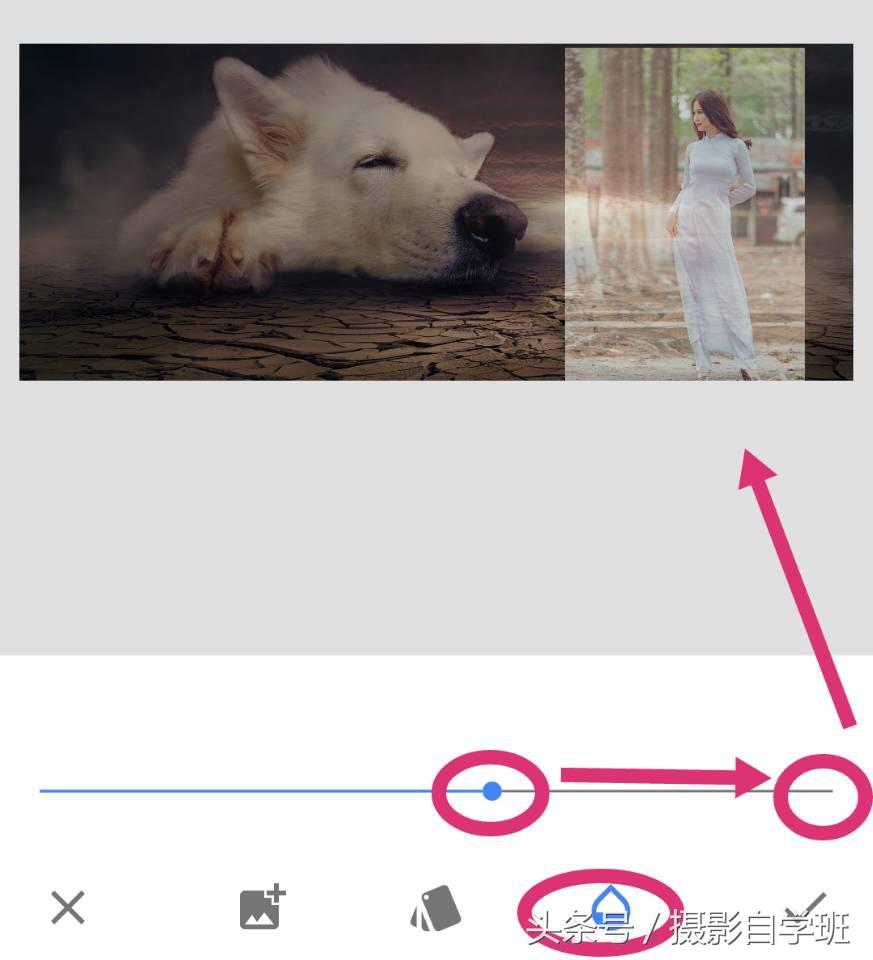 手机上照片怎么合成一张(免费教你合成照片)