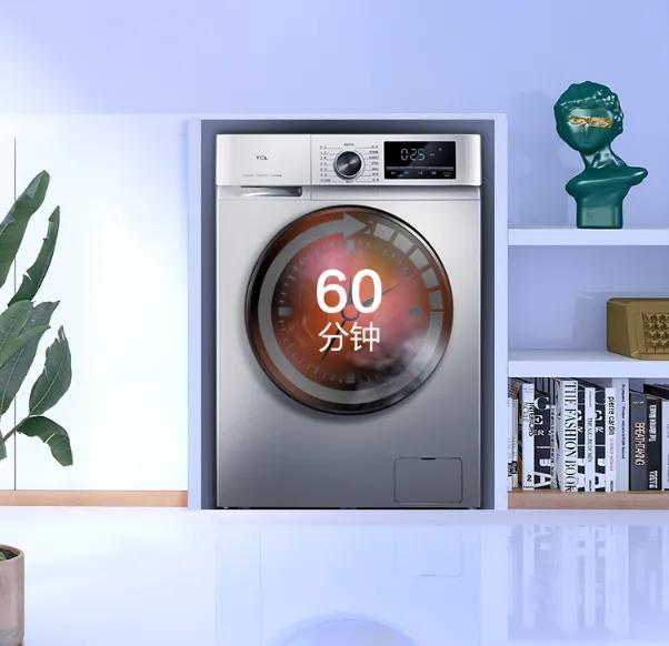 滚筒洗衣机销量排行榜(热销榜前三款滚筒洗衣机品牌)