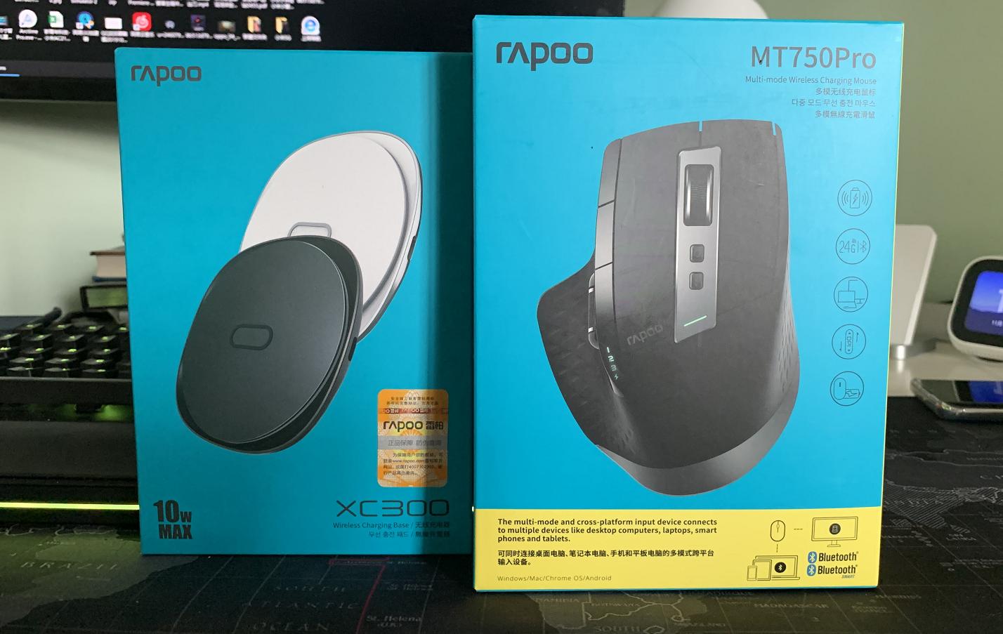 无线鼠标充电的好还是电池的好(实测分析两种型号鼠标优缺点)