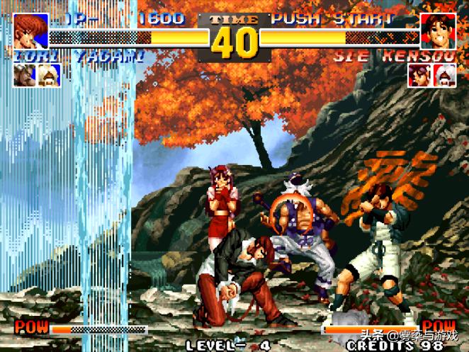 拳皇97跟拳皇游戏区别(两种游戏优劣势对比分析)