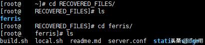 linux删除文件怎么恢复(恢复linux删除文件的技巧) - 长城号