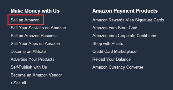 亚马逊新手怎么开店(亚马逊个人注册流程详解 )