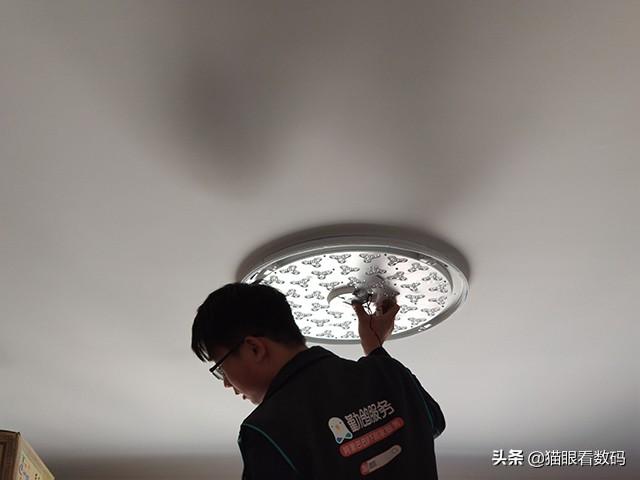 小米吸顶灯连不上wifi怎么连接(吸顶灯无线连接方法)