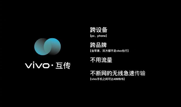 vivo手机怎么分享软件给别人(共享软件的操作步骤)