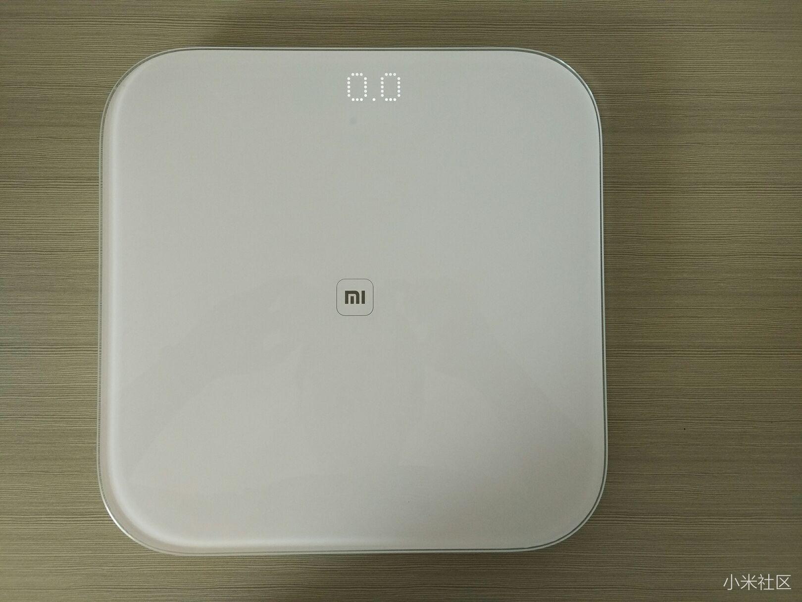 小米体重秤2怎么连接手机(分享小米体重秤2使用体验)