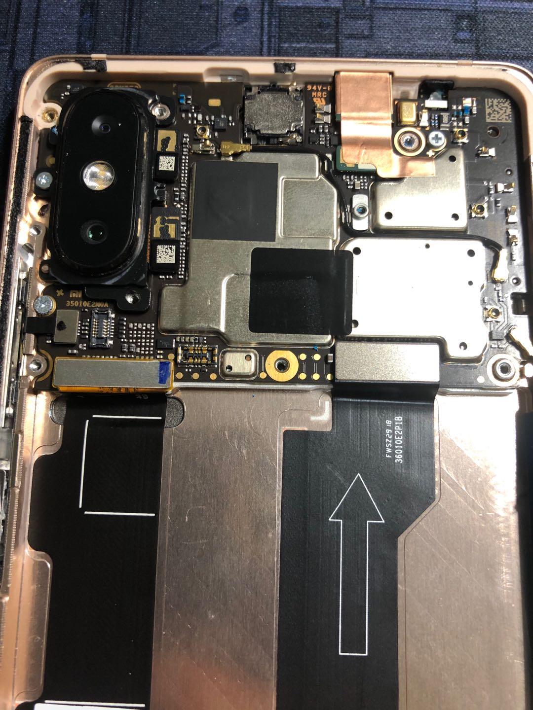 小米8se普通屏幕多少钱(手机花屏修复价格)