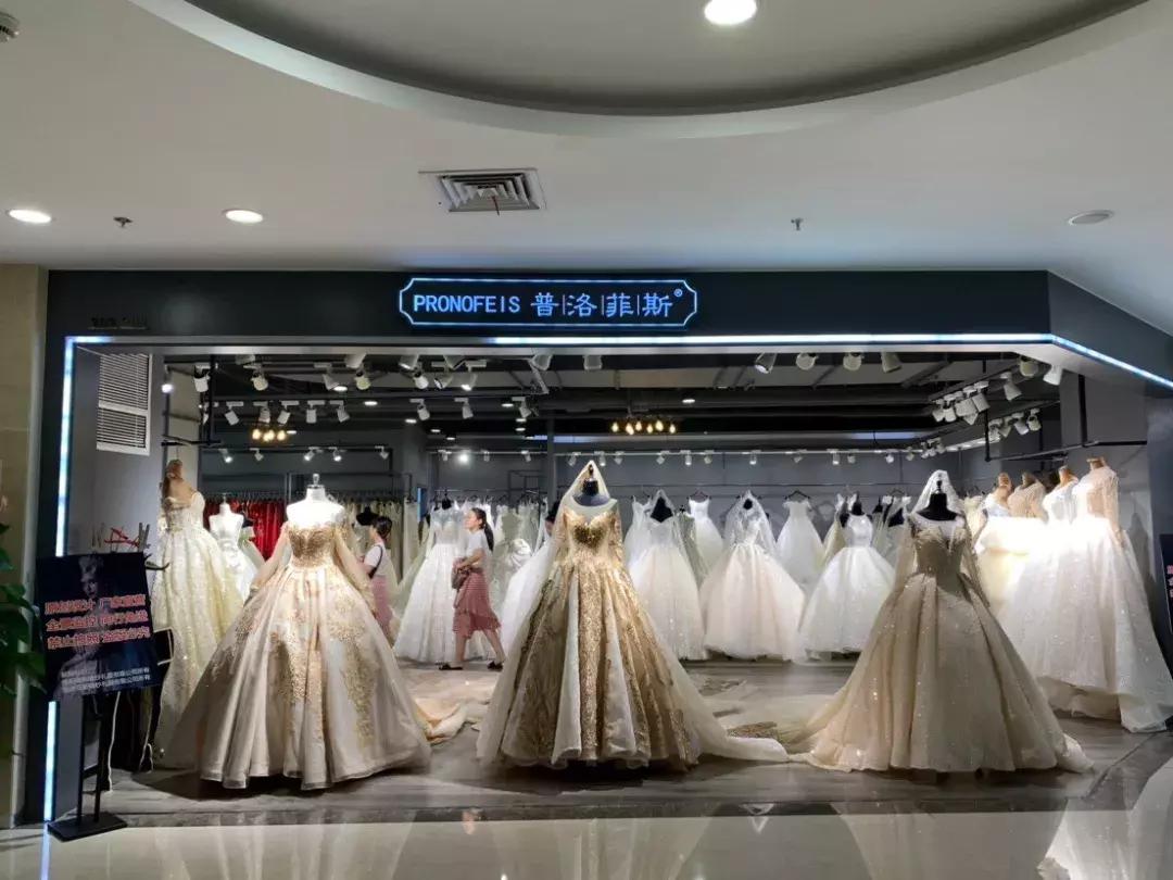 靠谱的外贸婚纱(中国绝大多数婚纱出自这里)