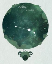 天秤星盘里是什么星象(第七宫在天秤座的人婚姻)