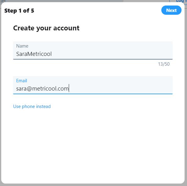 推特怎么注册(Twitter推特注册教程)
