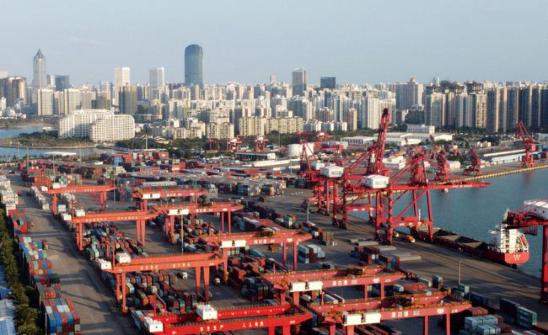 中国商品滞留印度