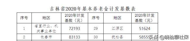 个人养老金计算器(农村养老金计算一览表)